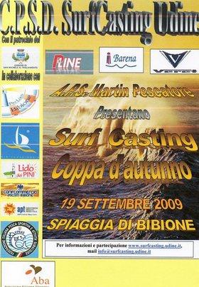 Bibione Coppa d'Autunno Surfcasting