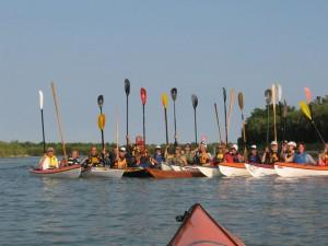 kayaker Bibionekayak