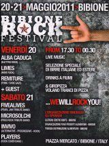 Bibione GiroPizza Rock Festival