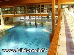 Bibione terme piscina