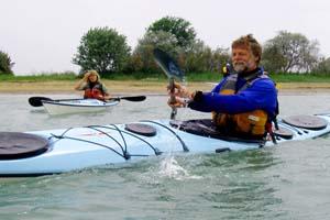 Nigel Foster - Bibione Kayak 2009