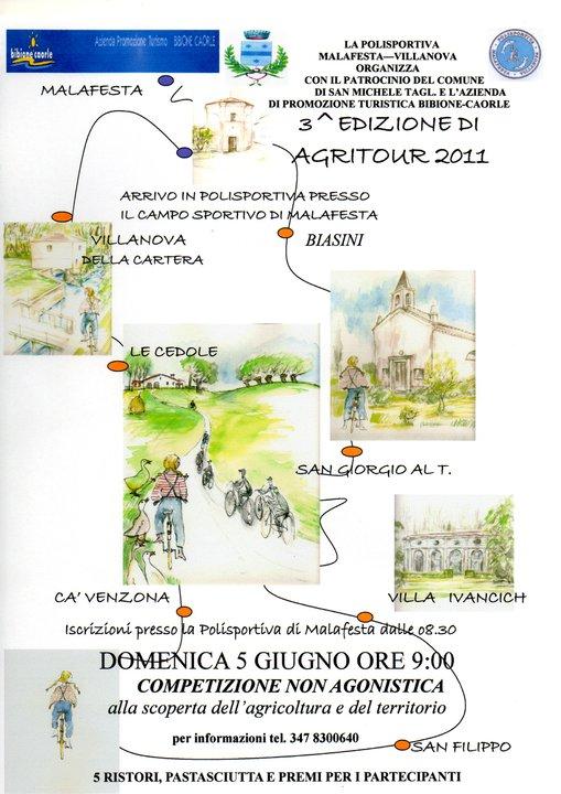 Agritour 2011