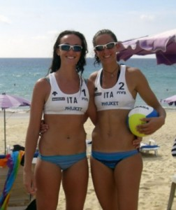 Giulia Momoli e Daniela Gioria