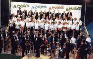 """Bibione concerto orchestra """"Da Ponte"""""""