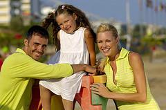 Bibione spiaggia per famiglie