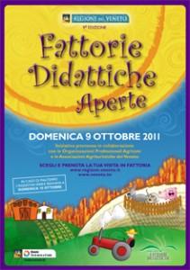 Fattorie didattiche aperte 2011