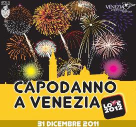 Capodanno Venezia 2012