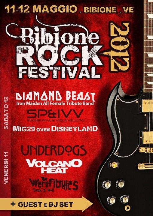 Bibione Rock Festival 2012