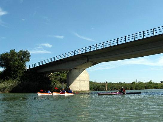 Bibione Kayak