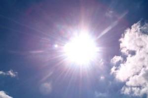Sole e caldo