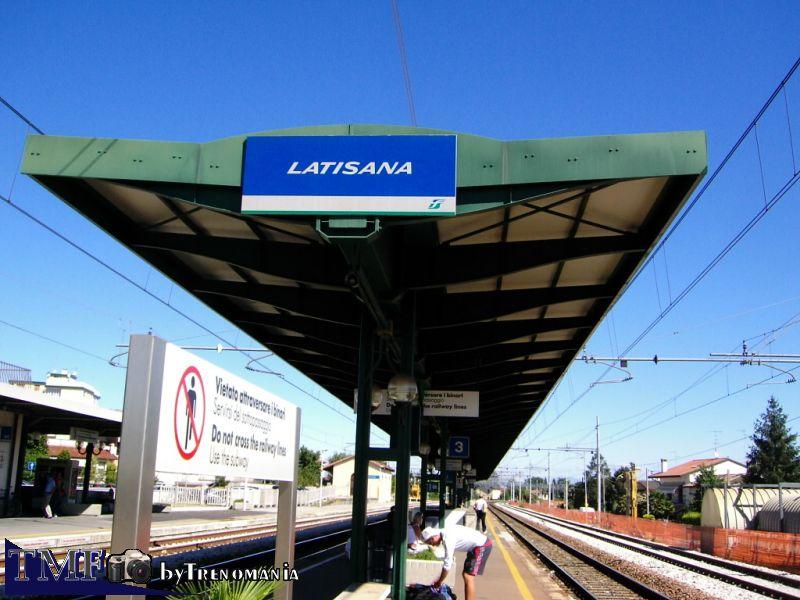 Stazione ferroviaria Latisana