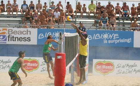 Campionato Italiano Beach Volley Del Monte 2012 a Bibione