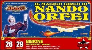 """Circo """"Nando Orfei"""" a Bibione"""