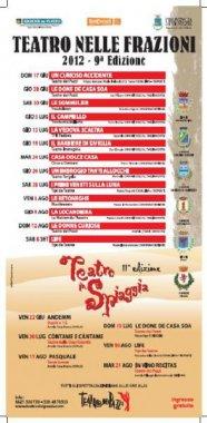 Teatro nelle Frazioni 2012