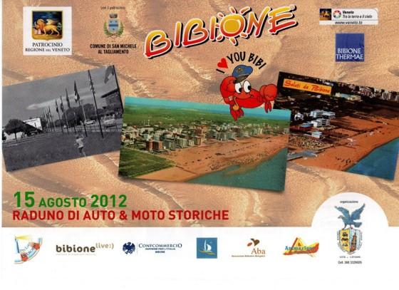 Raduno veicoli storici a Bibione