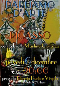 Bibione serata su Picasso