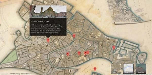 Google Street View Venezia
