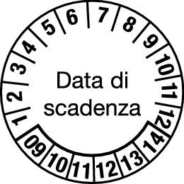 Data di scadenza