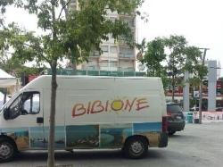 "Furgone ""Bibione"" a Jesolo"