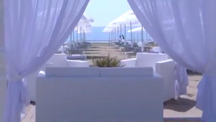 Spiaggia di lusso a Jesolo