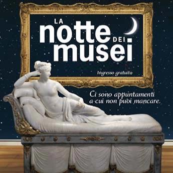 """""""La notte dei musei"""" 2015"""