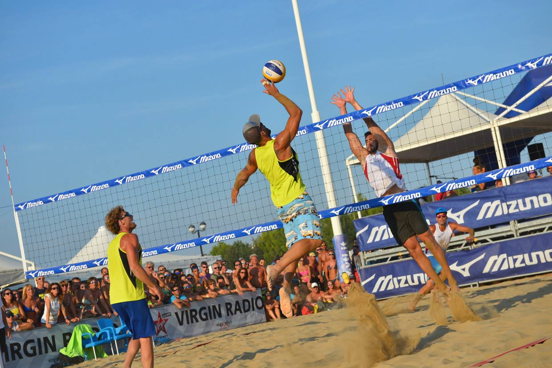 Mizuno Beach Volley Marathon