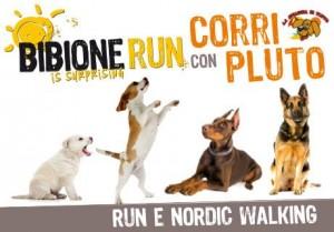 Corri con Pluto e Nordic Walking