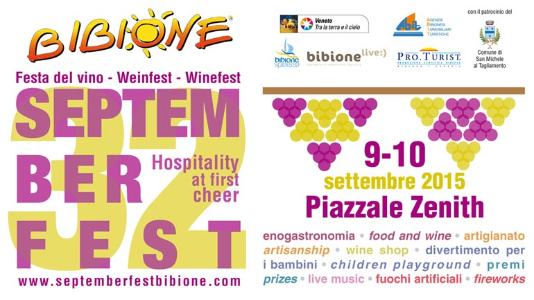 Septemberfest Bibione 2015