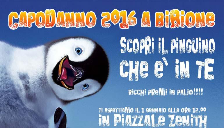 Evento di capodanno 2016 a Bibione