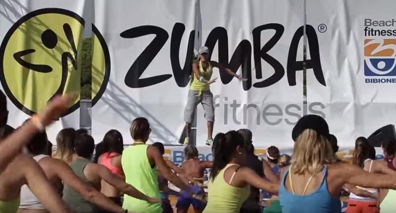 Bibione Beach Fitness 2017