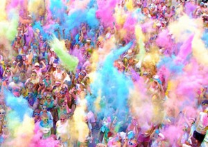 Color Run Lignano Sabbiadoro 2016