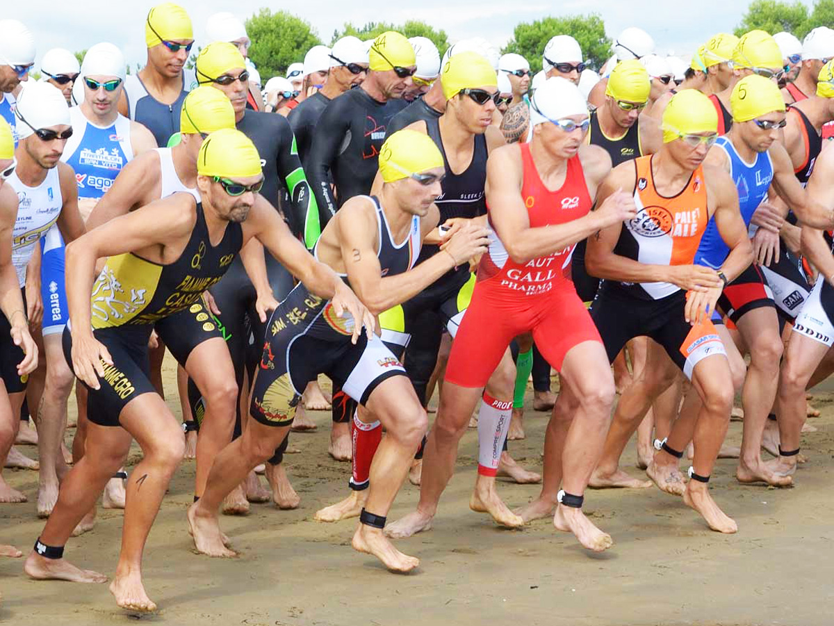 bibione cross triathlon