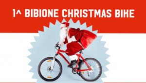 Bibione christmas bike 2018