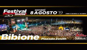 festivalshow bibione 2019