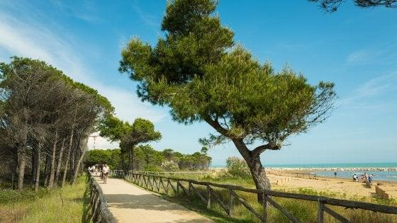 Scopri il litorale di Bibione